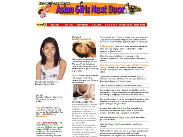 Asiangirlsnextdoor.com Exclusive Discount