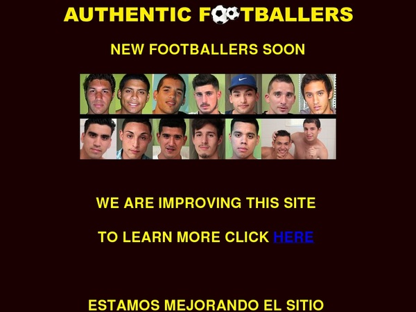 Authenticfootballers.com Paypal Signup
