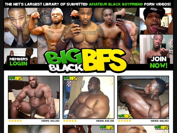 Big Black BFs User And Password