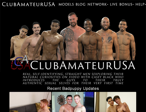 Clubamateurusa Nude Straight Men