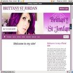 Free Brittany St Jordan Login