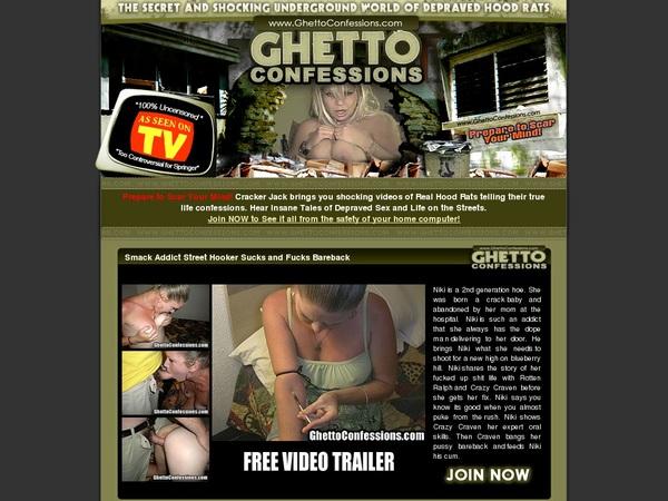 Ghetto Confessions Porn Discounts