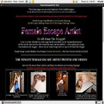 How To Join Female Escape Artist For Free
