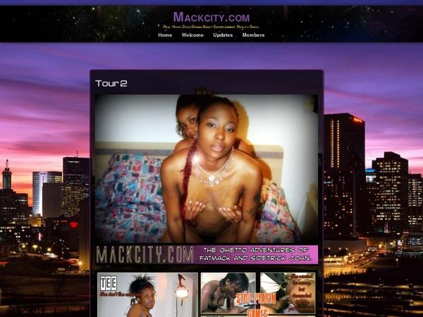 Mackcity.com Paypal Signup
