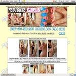 Pedicuregirls Ccbill.com