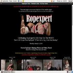 Ropexpert Paypal Sign Up