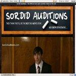 Sordid Auditions V2 サイン アップ