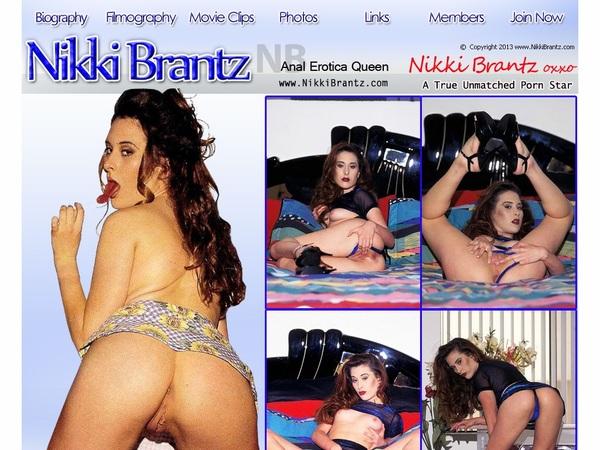 Special Nikki Brantz Discount