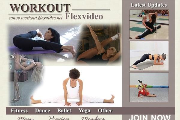 Workout Flex Video Premium Password
