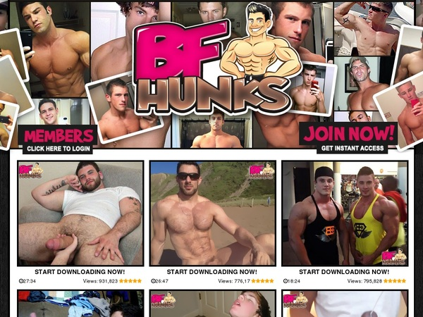 Free Bfhunks.com Password