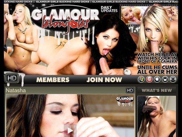 Glamour Blowjobs Network Login
