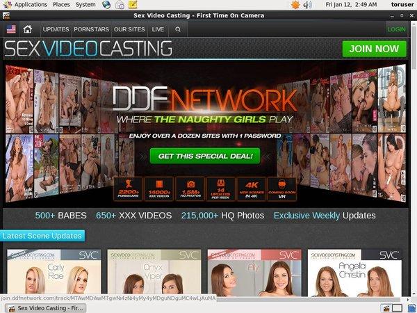 Sex Video Casting Vendo Discount