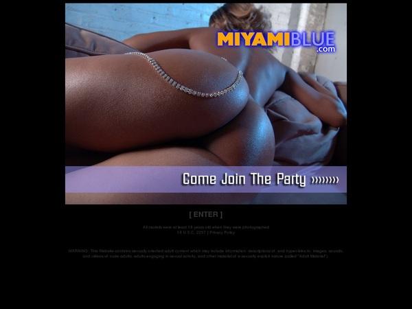 Miyami Blue User And Password