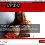 Monicamendez.com Paypal Option