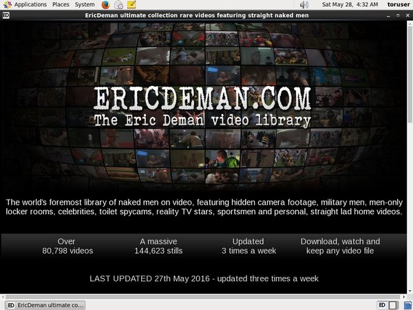 Discount Price Eric Deman
