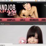 Handjob Japan Get An Account