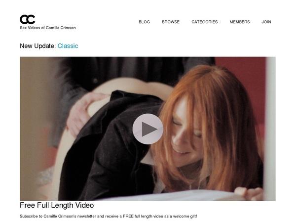 Camillecrimson.com GXBill