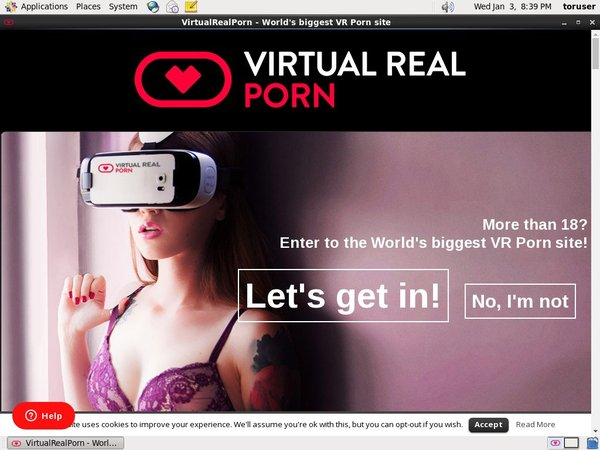 Free Access To Virtual Real Porn