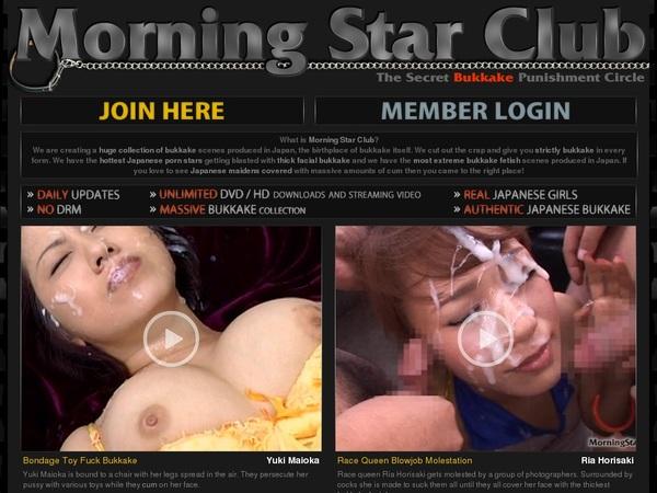 Morningstarclub Cargo Automático