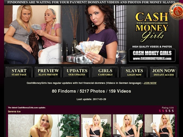 Cashmoneygirls Network