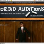 Xxx Sordid Auditions